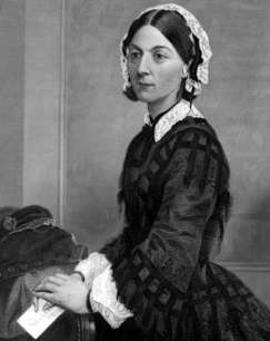 Foto: http://commons.wikimedia.org/wiki/File:Florence_Nightingale.png